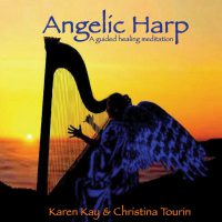 angelic harp